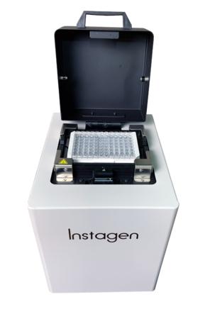 図 1. 検査装置本体Instagen (R)