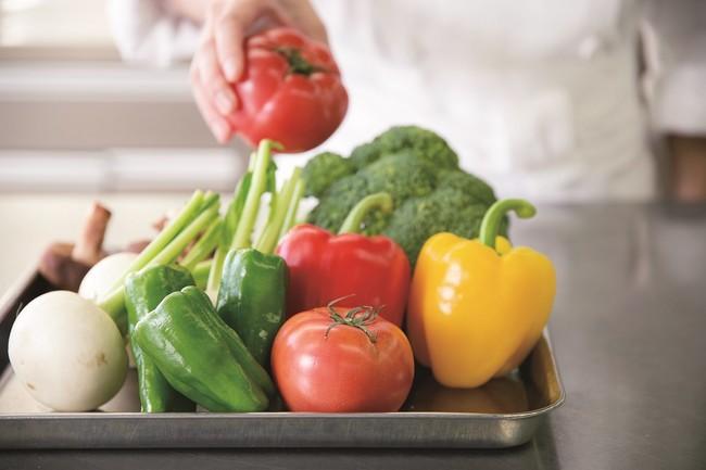 食を通じて健康を支えます!