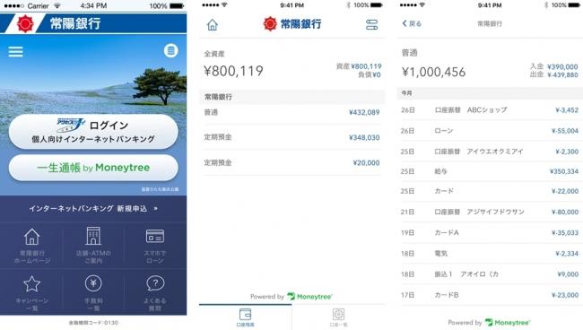 常陽銀行Secure Starter