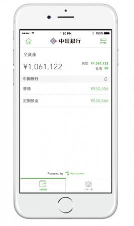 中国銀行アプリイメージ2