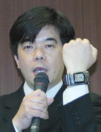 株式会社入鹿山未来創造研究所 代表取締役 所長 入鹿山 剛堂 氏
