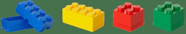 レゴ ストレージボックスセット
