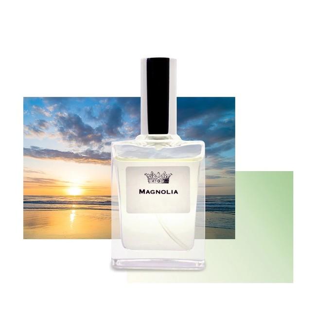 「le reveil(ル レヴェイユ)」朝日が昇る空のような凛とした女性の美しさを演出するグリーンクローバー&カラーリリーの香り