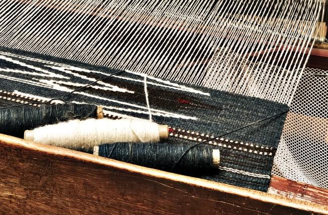 ジャックマリーマージュ オリジナルのチマヨ織