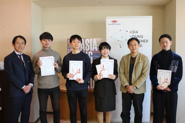 日本ペイントホールディングスグループ主催 国際建築コンペティション「Asia Young Designer Award」2019年度受賞者を発表