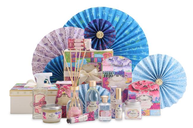 SABON「TOKYO Limited Collection」