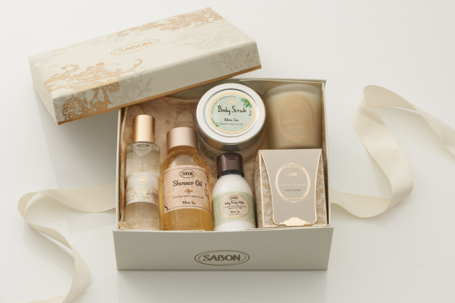 """""""SABON Pleasure Moments"""" vol.7 『感性がときめく香りのペアリングと「睡眠五感」』限定受講キット"""