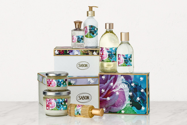 SABON『FLORAL BLOOMING Limited Collection』グリーン・ローズ