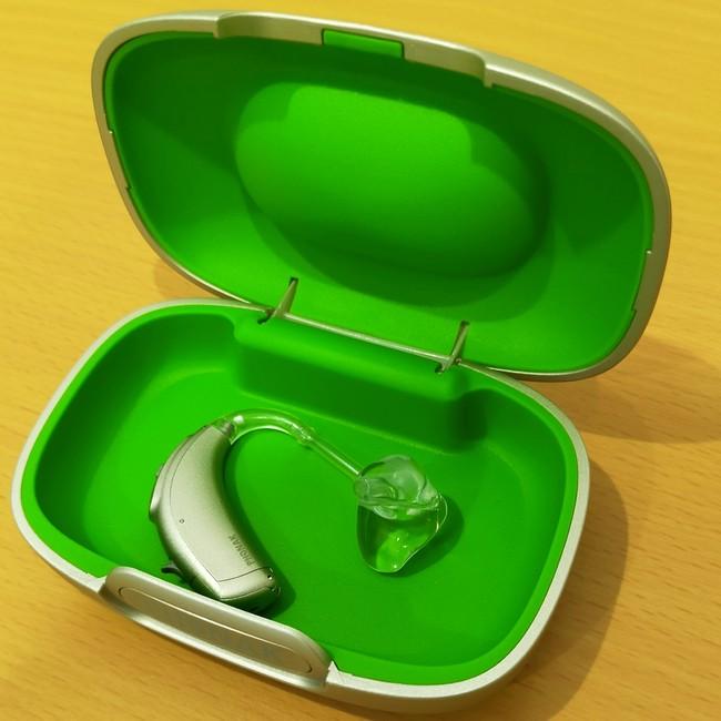 公的補助制度によって購入費の助成が受けられる補聴器