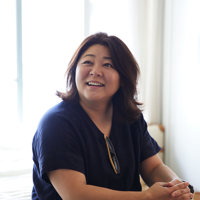 岩城紀子さん