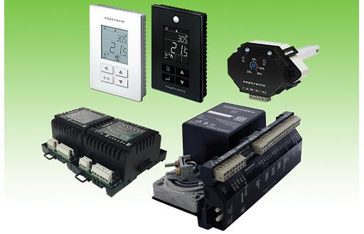 HVAC制御市場