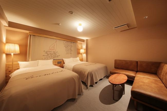 Twin Room(ツインルーム)