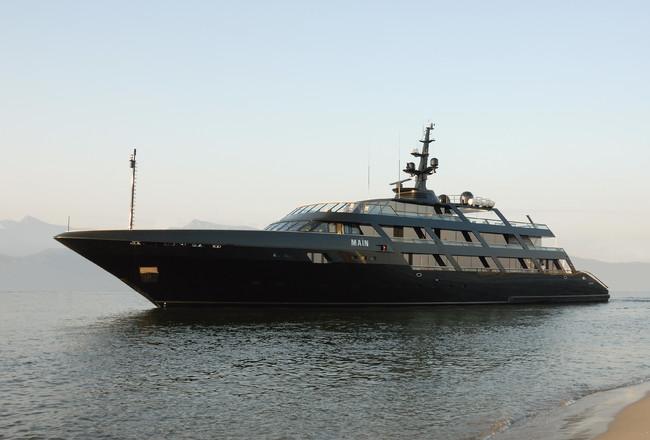 2隻目のヨット「Maìn(マイン=海)」(C)Alessandro Braida