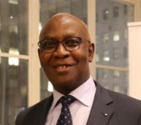 セリネ・ムバエ・ティアム GPE副議長 (セネガル共和国 水・衛生大臣、元国民教育大臣)