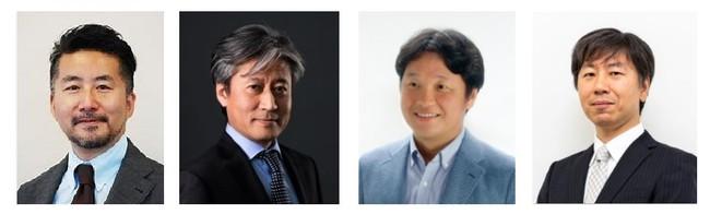 (講師陣左より)志水氏、西根氏、松尾氏、伊藤氏