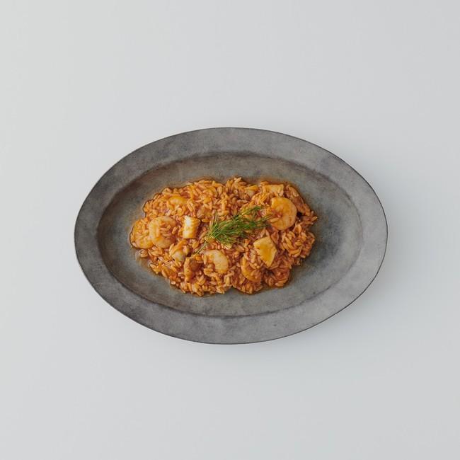 ダイズライスアレンジレシピ2.トマトリゾット