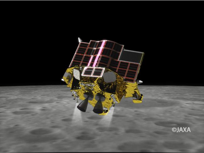 小型月着陸実証機「SLIM」