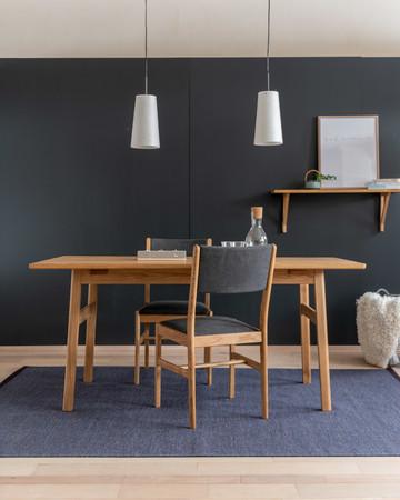 LIM Dining Table & Chair 北海道産ミズナラ