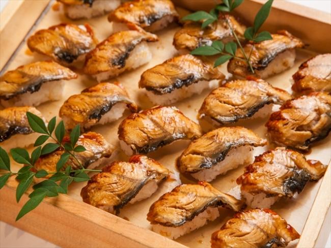鰻 握り寿司