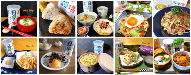 SnapDishユーザーによる料理投稿写真