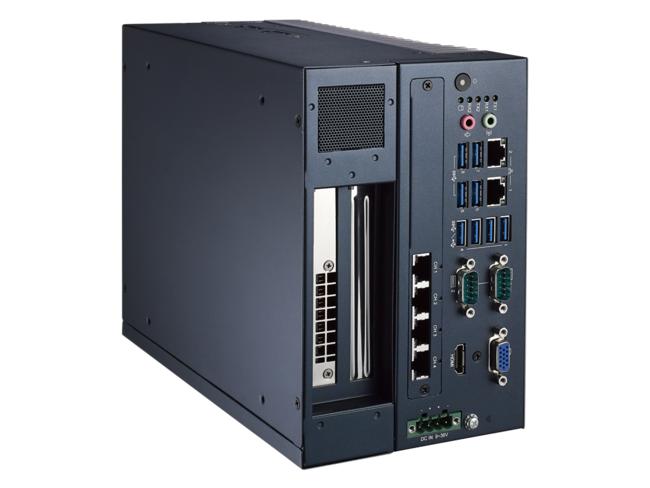 MIC-770v2+MIC75M20(i-Module拡張ボックス)