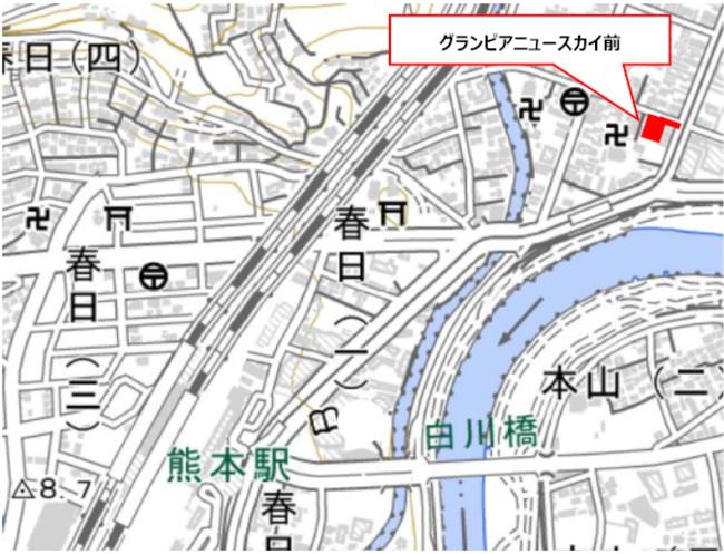 国土地理院の地理院地図(電子国土WEB)より引用