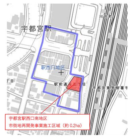 現地位置図(地理院地図より作成)