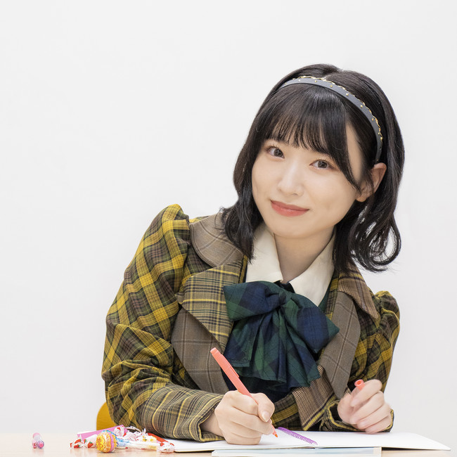 AKB48・久保怜音 *写真素材使用の際にはクレジット「©あの子のとなり展」の記載をお願いいたします