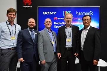 ファーウェイ、国際放送機器展IBC 2017でメディア業界向けクラウドソリューションを披露