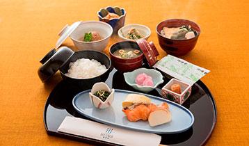20階日本料理「磯風」和定食