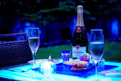 「Champagne Terrace」イメージ