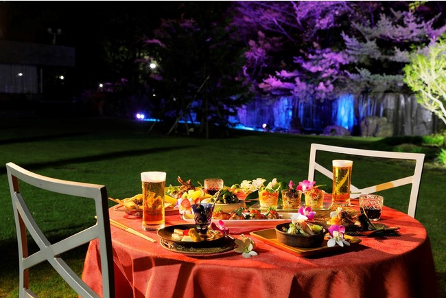 「Garden dining」のイメージ