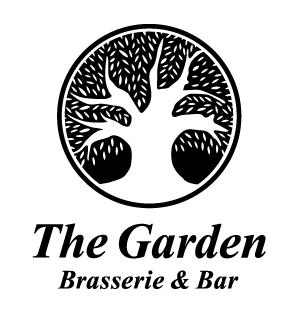 ザ ガーデン ブラッスリー&バー ロゴ