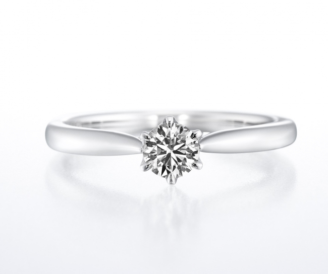 ホワイトリリー (婚約指輪)