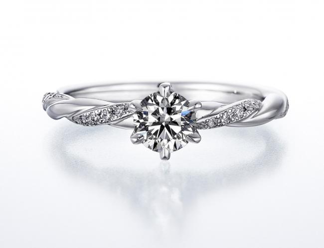 タイムレスラブ (婚約指輪)