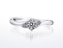 シャイニングフロー (婚約指輪)