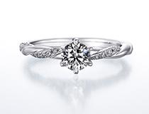 タイムレスラブ(婚約指輪)