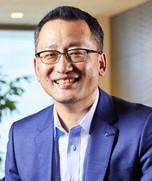 参天製薬株式会社 代表取締役社長兼CEO 谷内樹生