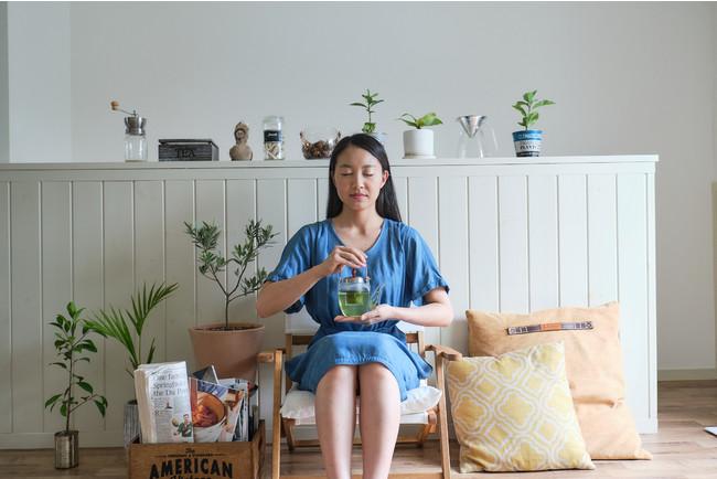 マインドフルネスに基づく『ゆめ美人の煎茶法』cha-link