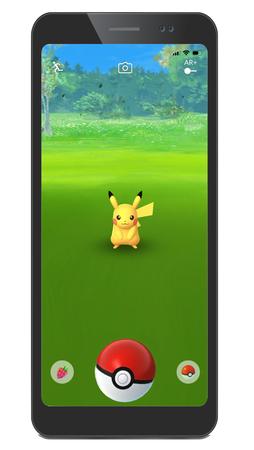 ©2016–2021 Niantic, Inc. ©2016–2021 Pokémon. ©1995–2021 Nintendo/Creatures Inc./GAME FREAK inc.
