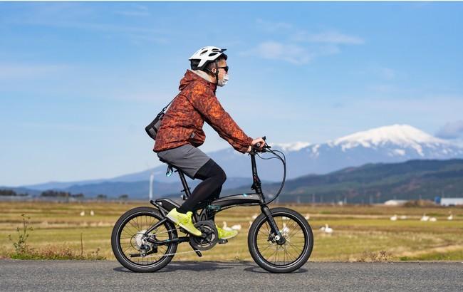 山形県庄内町をE-bikeでガイドと共に巡り、食とアクティビティを楽しみます