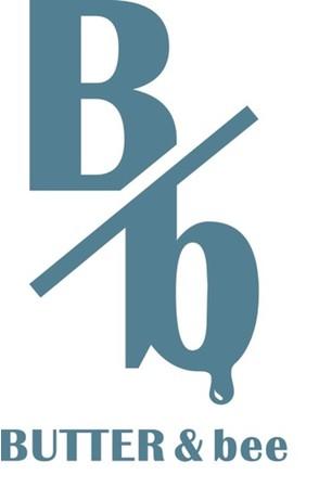 BUTTER&bee ブランドロゴ