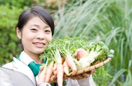 宮崎の旬を伝える野菜ソムリエ、  大角恭代さん