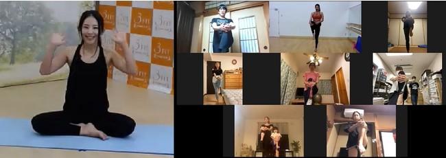 3FIT-ONLINE STUDIO(イメージ)