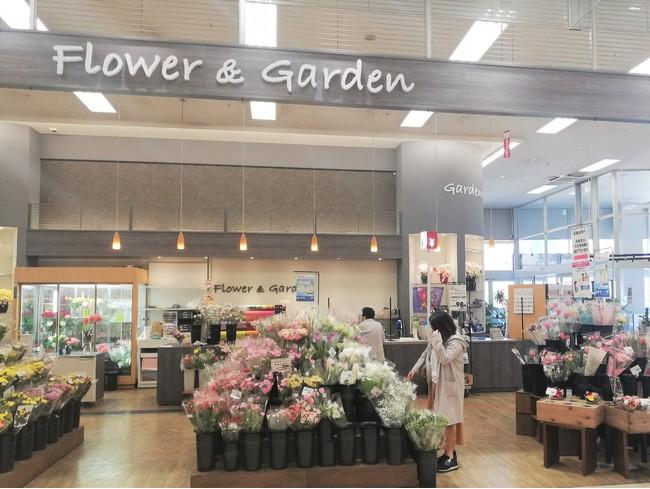 フラワー&ガーデン