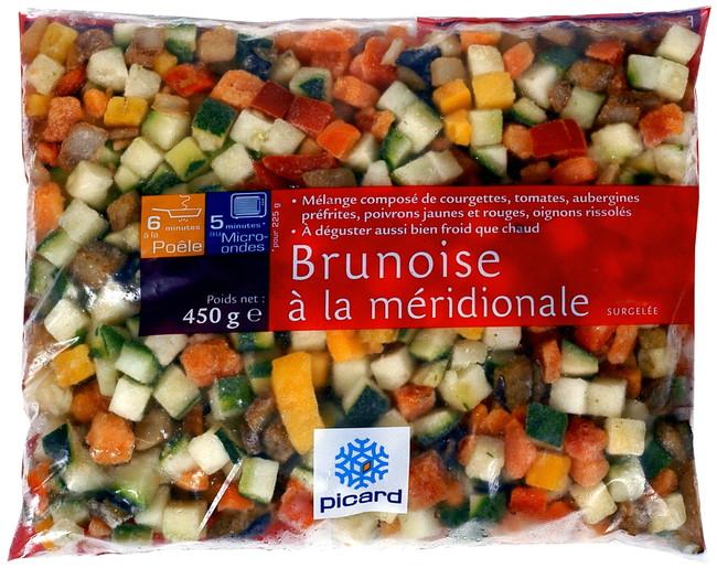 南仏野菜の角切り