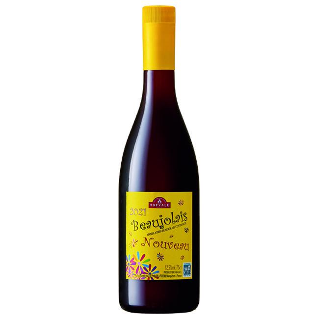 トロフェ・リヨン・ボージョレ・ヌーヴォーコンクール銀賞受賞ワイン                  2016年度