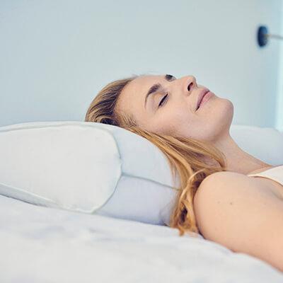 スリープ ノルディック 「久々に熟睡できました」後藤由紀子さん絶賛の洗える寝具「ノルディックスリープ」