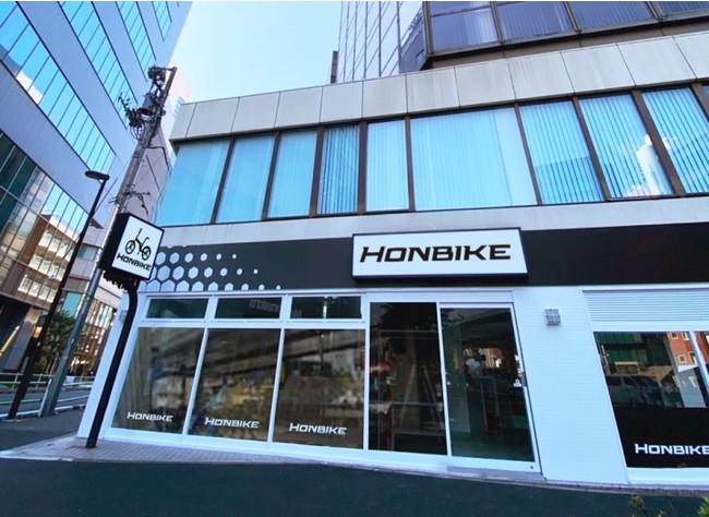 ★HONBIKE六本木フラッグシップストア外観