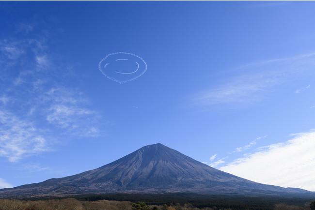 大空を見上げよう@富士山